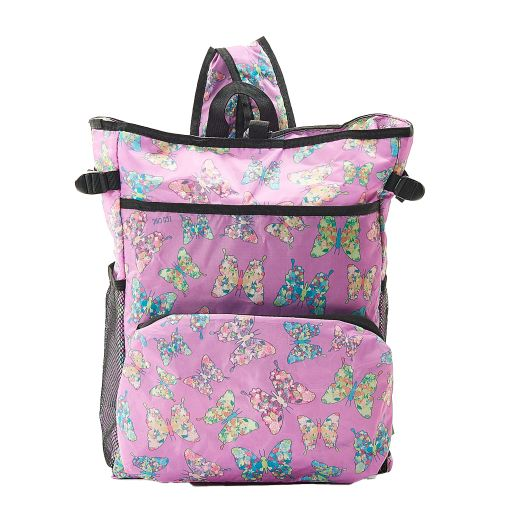 Eco Chic - Backpack Cooler (rugzak koeltas) - J05LC - Lilac Butterfly