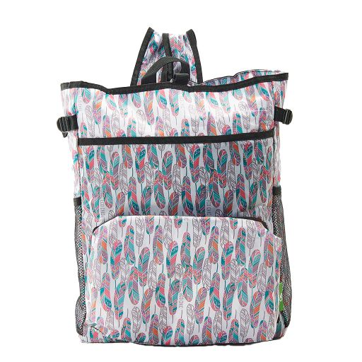 Eco Chic - Backpack Cooler (rugzak koeltas) - J08WT - White Feather