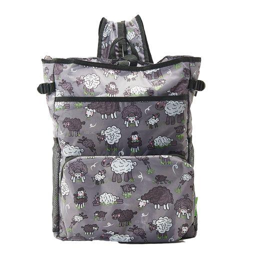 Eco Chic - Backpack Cooler (rugzak koeltas) - J09GY - Grey Sheep